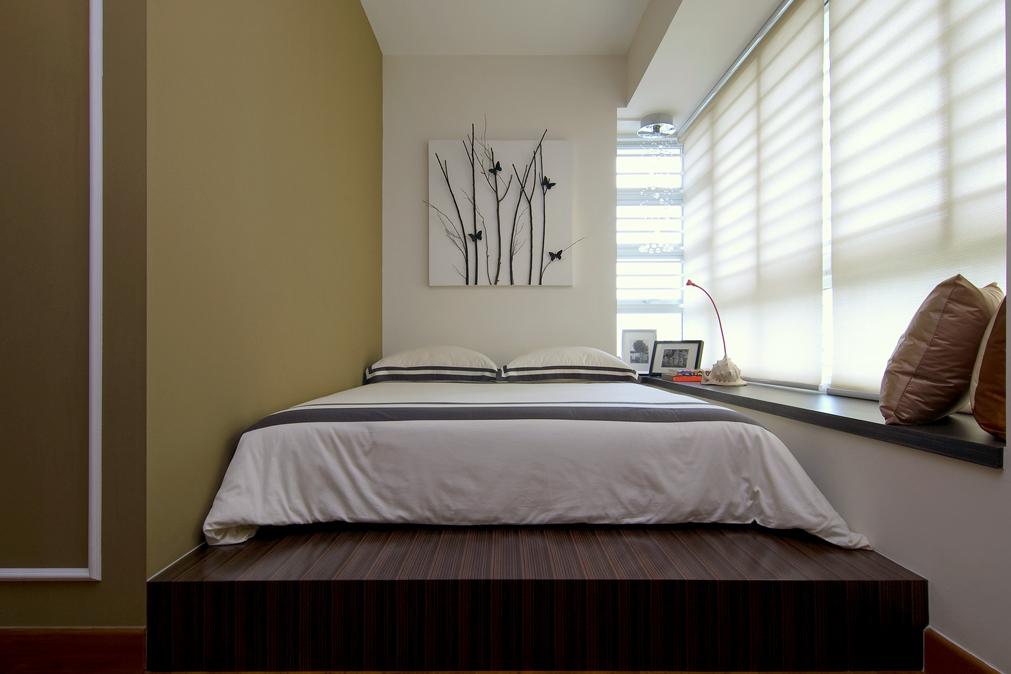 Подиум в спальне интерьер
