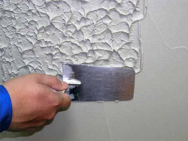 Стена под покраску своими руками